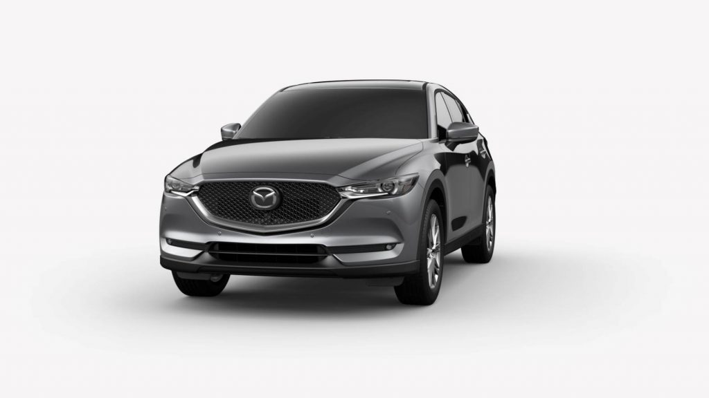 2021 Mazda CX-5 Machine Gray Metallic Colors