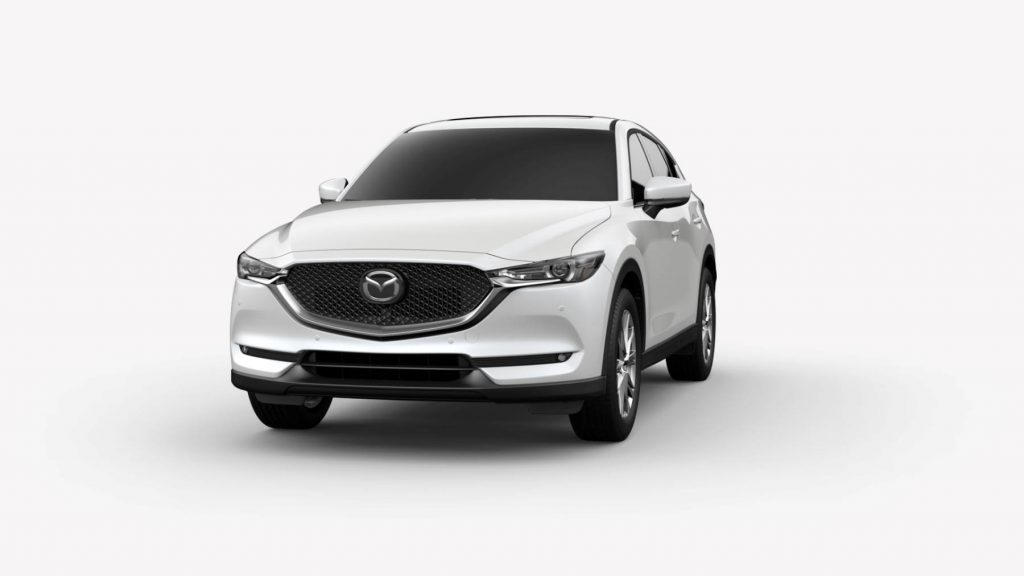2021 Mazda CX-5 Snowflake White Pearl Mica Colors