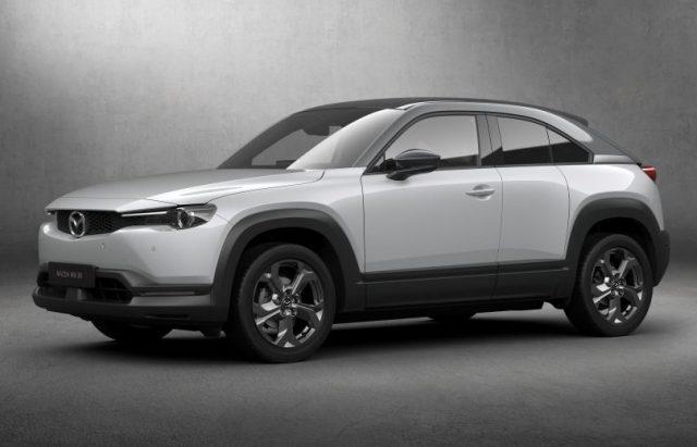 2021 Mazda MX-30 Electric Cars