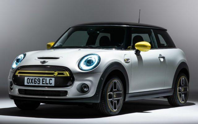 2021 Mini Cooper Electric Electric Cars