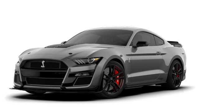 2021 Mustang GT500 Magnetic Colors