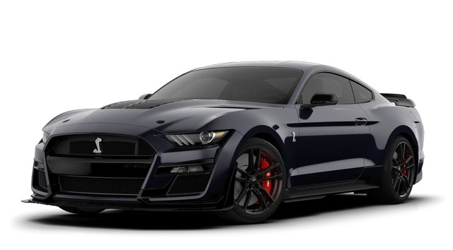 2021 Mustang GT500 Shadow Black Colors