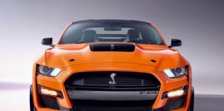 2021 Mustang Shelby GT500