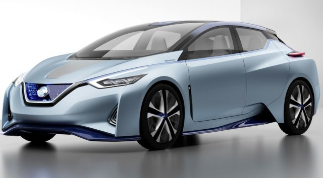 2021 Nissan Leaf Electric Cars