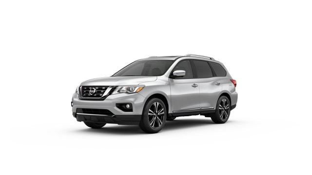 2021 Nissan Pathfinder Brilliant Silver Metallic Colors