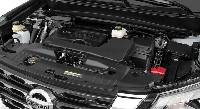 2021 Nissan Pathfinder Engine Specs