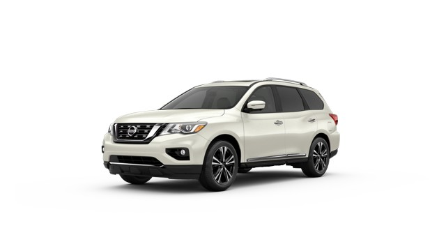 2021 Nissan Pathfinder Pearl White Tricoat Colors