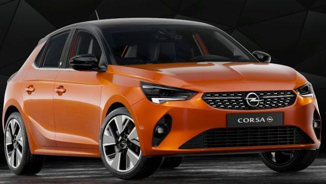 2021 Opel Corsa-e Electric Cars