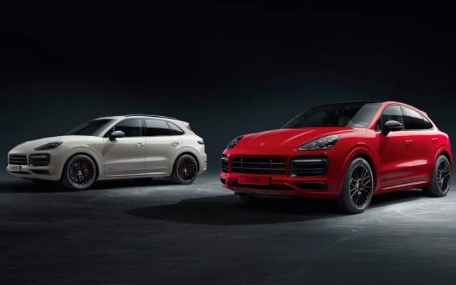 2021 Porsche Cayenne For Female Drivers