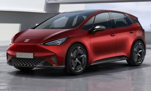 2021 Seat el-Born Electric Cars