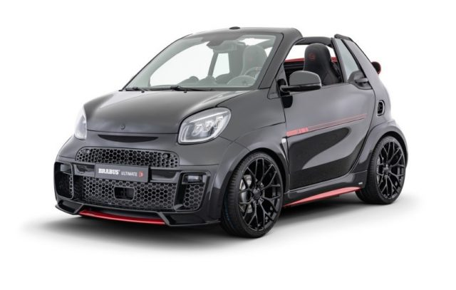 2021 Smart Fortwo For Female Drivers