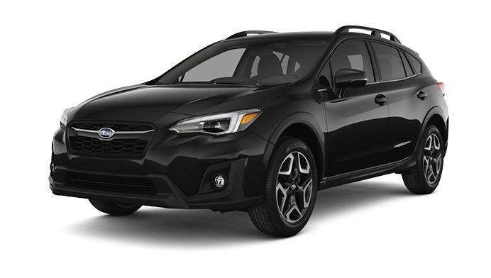 2021 Subaru Crosstrek Colors Crystal Black Silica