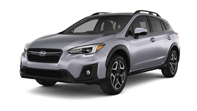 2021 Subaru Crosstrek Colors Ice Silver Metallic