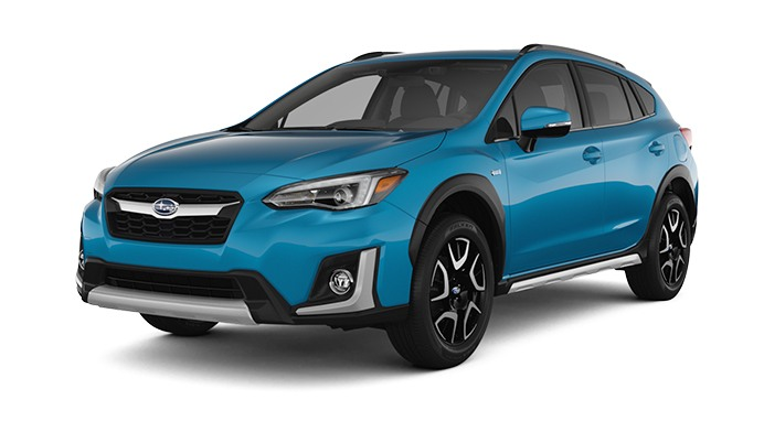 2021 Subaru Crosstrek Colors Lagoon Blue Pearl