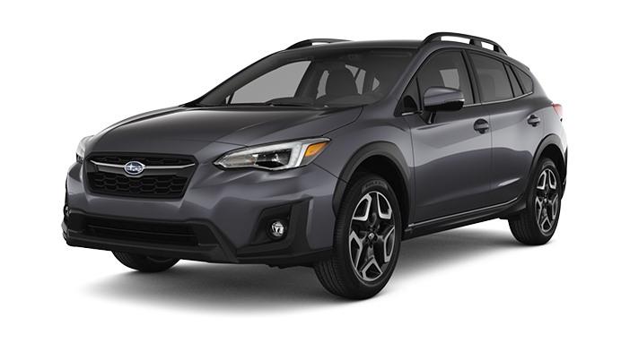 2021 Subaru Crosstrek Colors Magnetite Gray Metallic