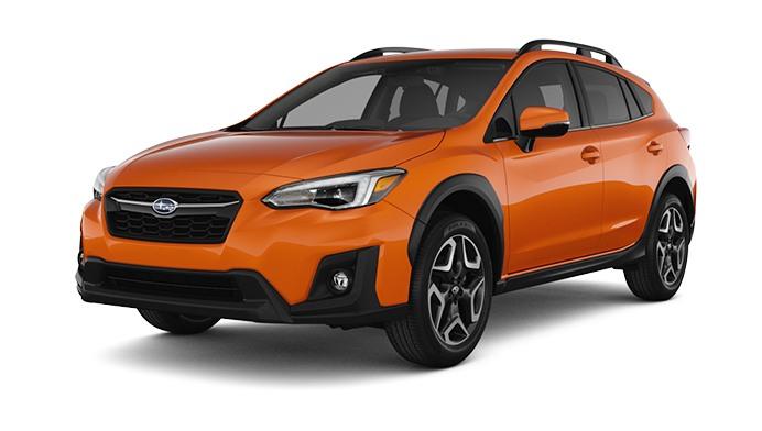 2021 Subaru Crosstrek Colors Sunshine Orange