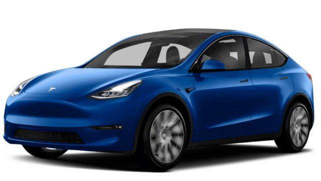 2021 Tesla Model Y Electric Cars