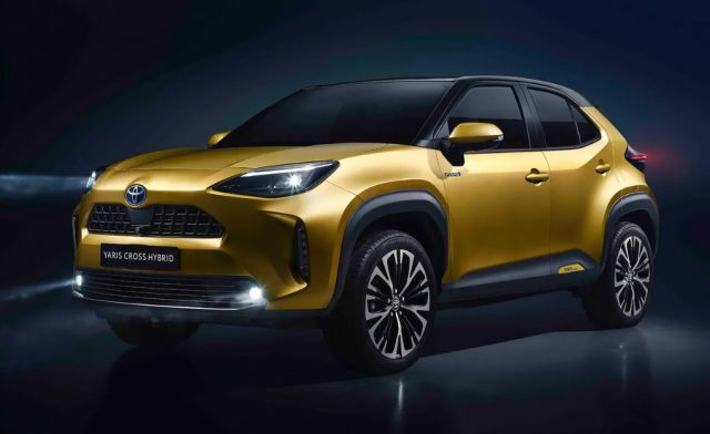2021 Toyota Yaris Cross Hybrid Design Exterior