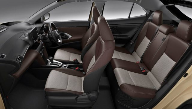 2021 Toyota Yaris Cross Hybrid Design Interior