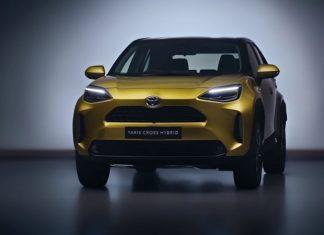2021 Toyota Yaris Cross Hybrid Release Date