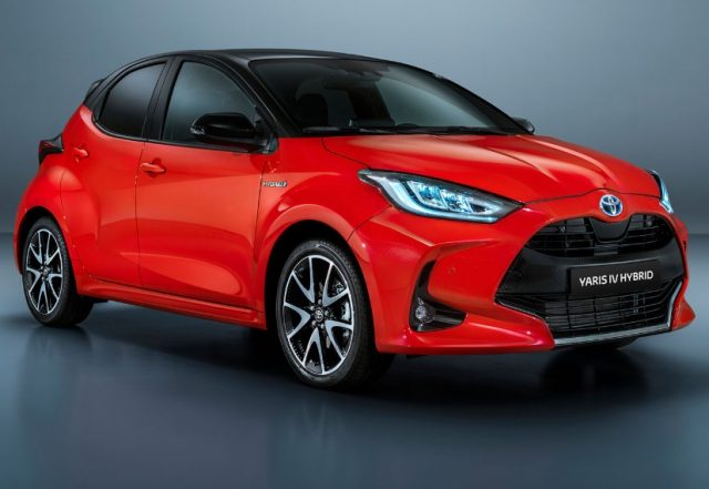 2021 Toyota Yaris For Female Drivers