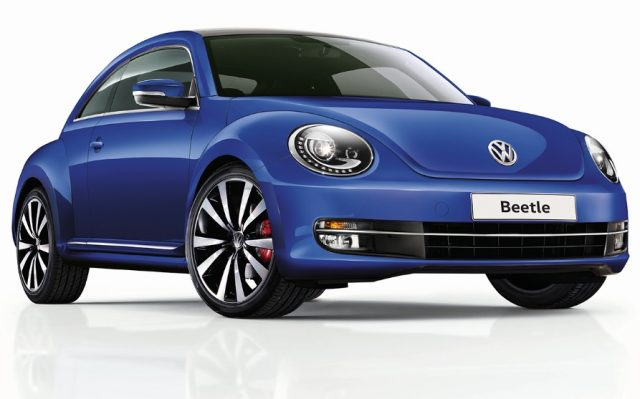 2021 VW Beetle For Female Drivers