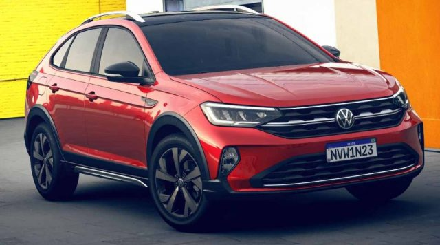 2021 Volkswagen Nivus Redesign
