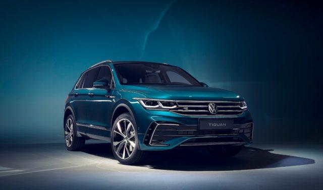 2021 VW Tiguan Redesign, specs, price