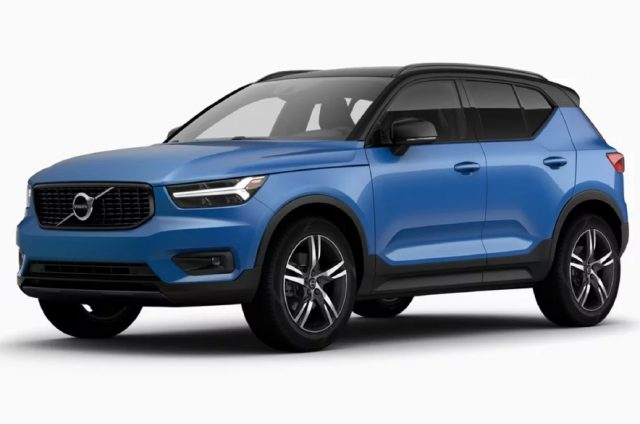 2021 Volvo XC40 Recharge Electric Cars