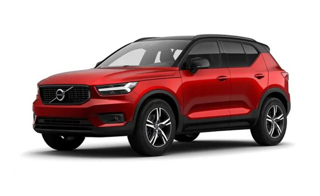 2021 Volvo XC90 For Female Drivers