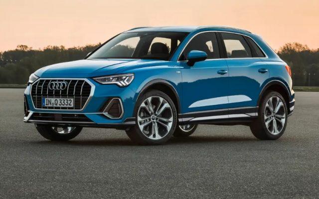 2022 Audi Q3 SUVs