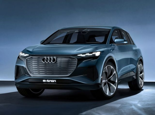 2022 Audi e-tron Electric SUVs