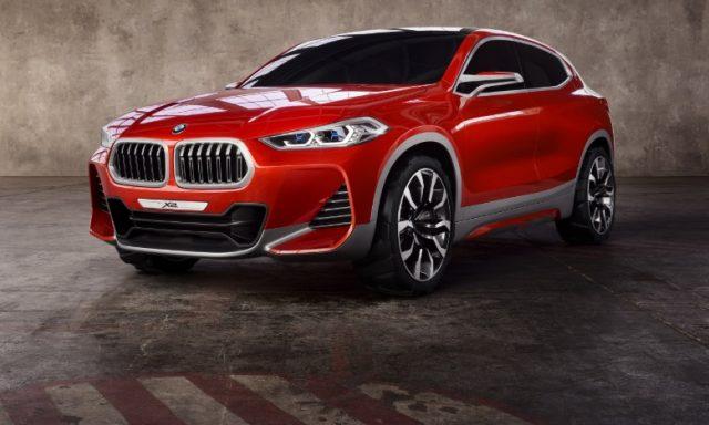 2022 BMW X2 SUVs