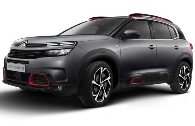 2022 Citroën C5 Aircross SUVs