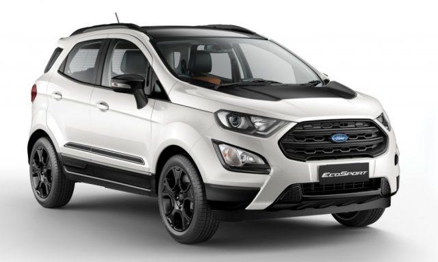 2022 Ford EcoSport SUVs