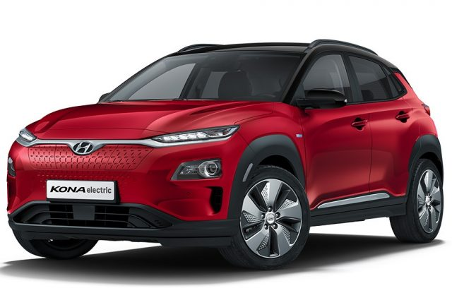 2022 Hyundai Kona EV Electric SUVs