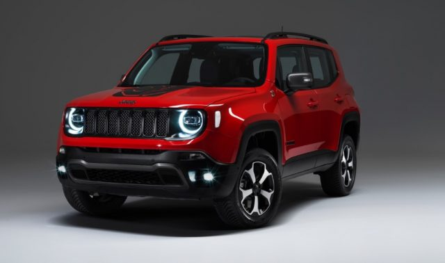 2022 Jeep Renegade SUVs