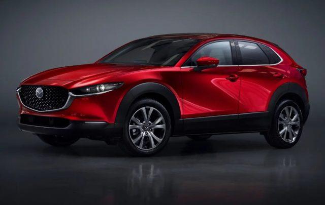 2022 Mazda CX-30 SUVs