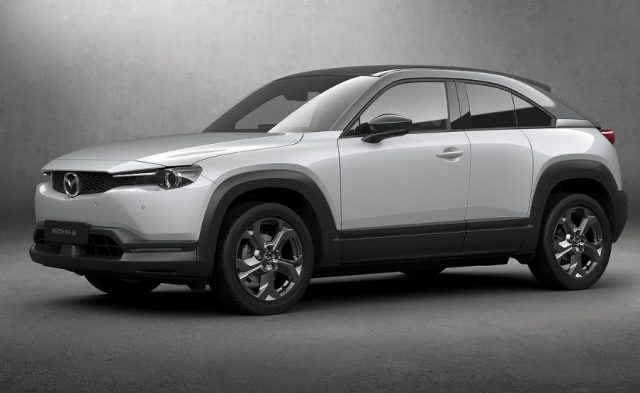 2022 Mazda MX-30 Electric SUVs