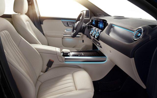2022 Mercedes GLA Interior