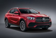 2022 Mercedes GLA Redesign