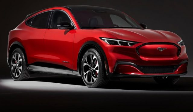2022 Mustang Mach-E Electric SUVs