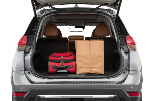 2022 Nissan Rogue Cargo Space