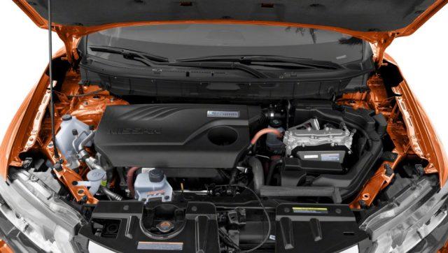2022 Nissan Rogue Engine Specs