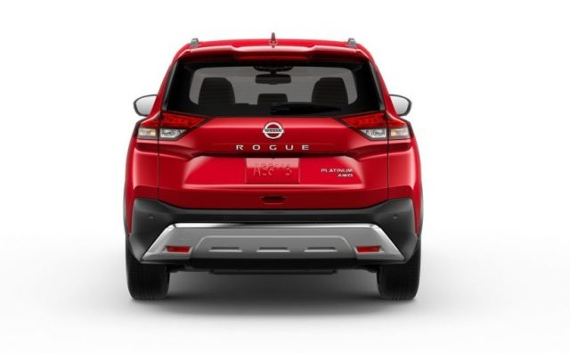 2022 Nissan Rogue Red Colors