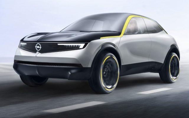 2022 Opel Crossland X SUVs