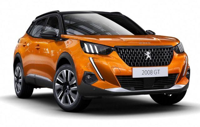2022 Peugeot 2008 SUVs