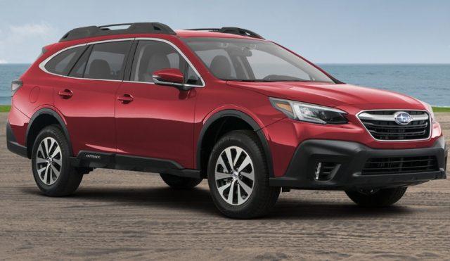 2022 Subaru Outback SUVs