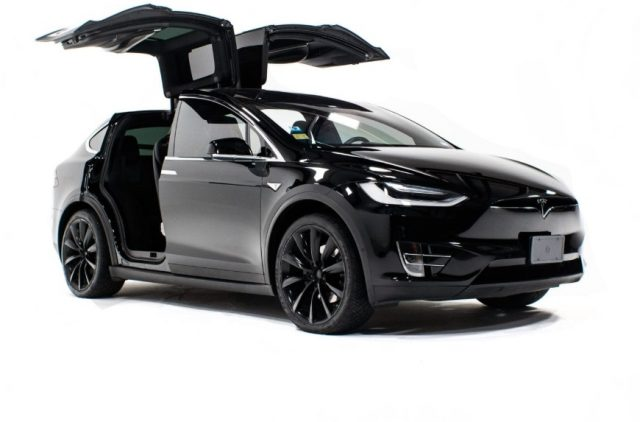 2022 Tesla Model X Electric SUVs