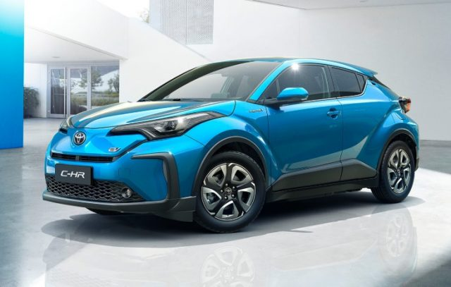 2022 Toyota C-HR SUVs